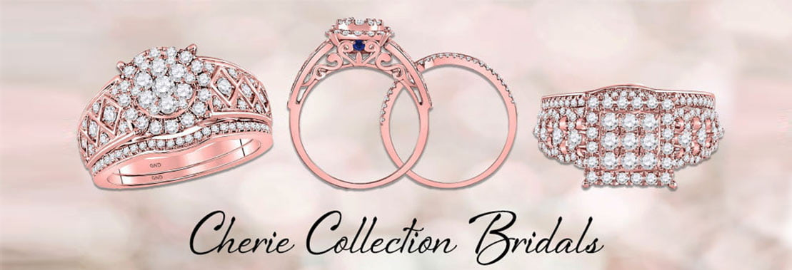Saslow's & Henebry's Jewelers Cherie Collection