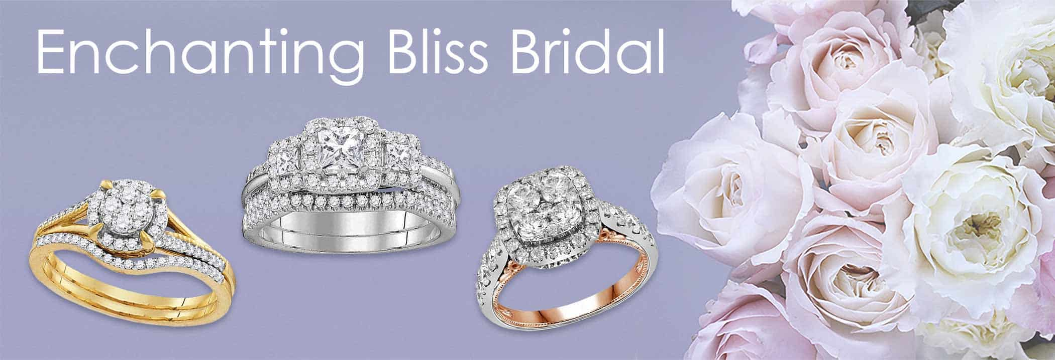 Saslow's & Henebry's Jewelers Enchanting Bliss