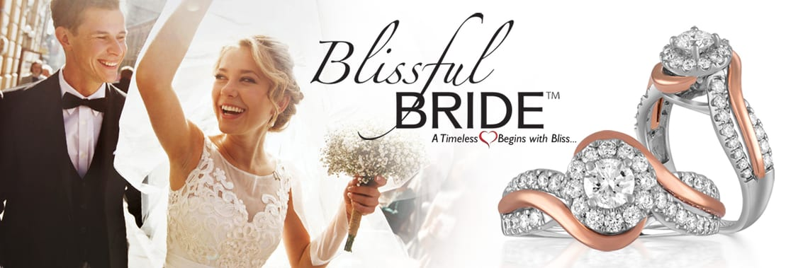 Saslow's & Henebry's Jewelers Blissful Bride