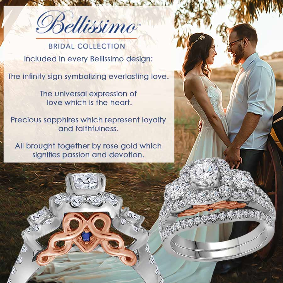 Bellissimo Bridal Collection