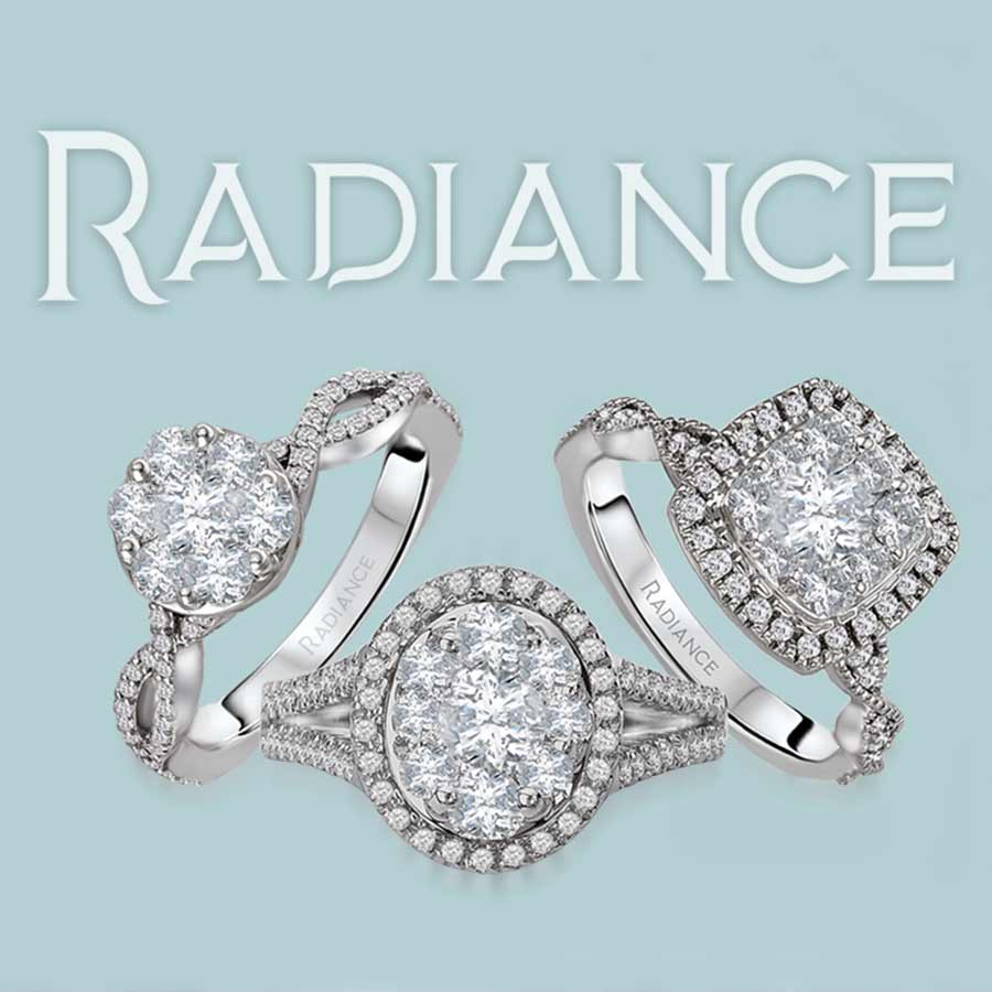 Radiance Brand Three Rings