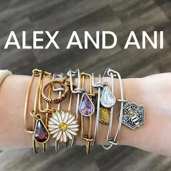 Alex And Ani Spring Banner